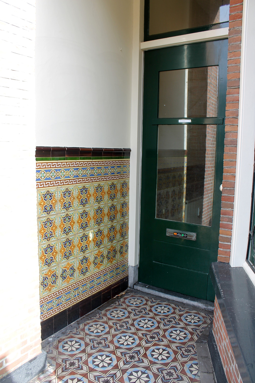 Netherlands Holland Groningen Tilework
