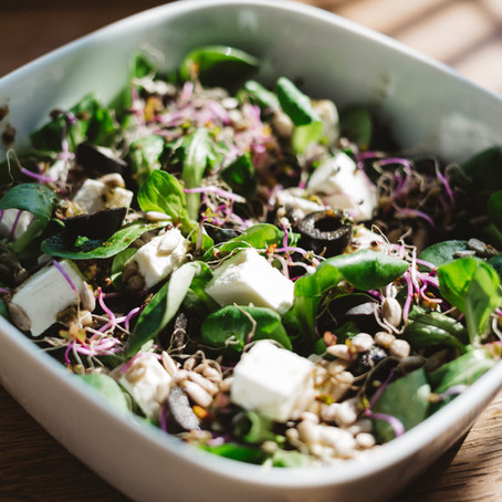 Guest Post: Mindful Eating and Food Prep