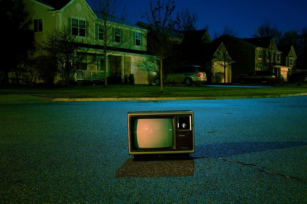 frank okay photography television