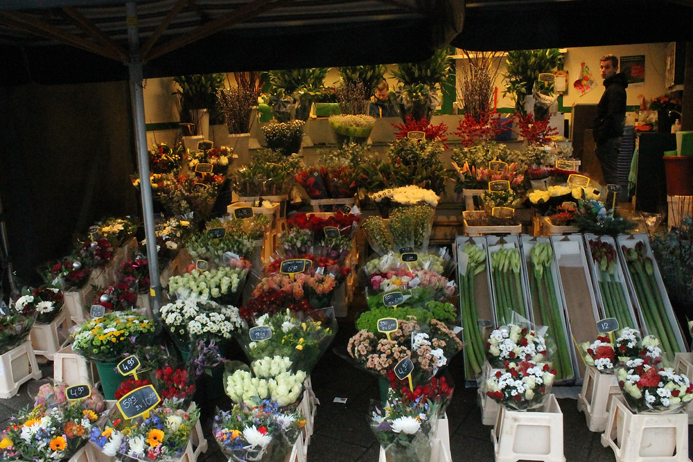 Florist shop Holland