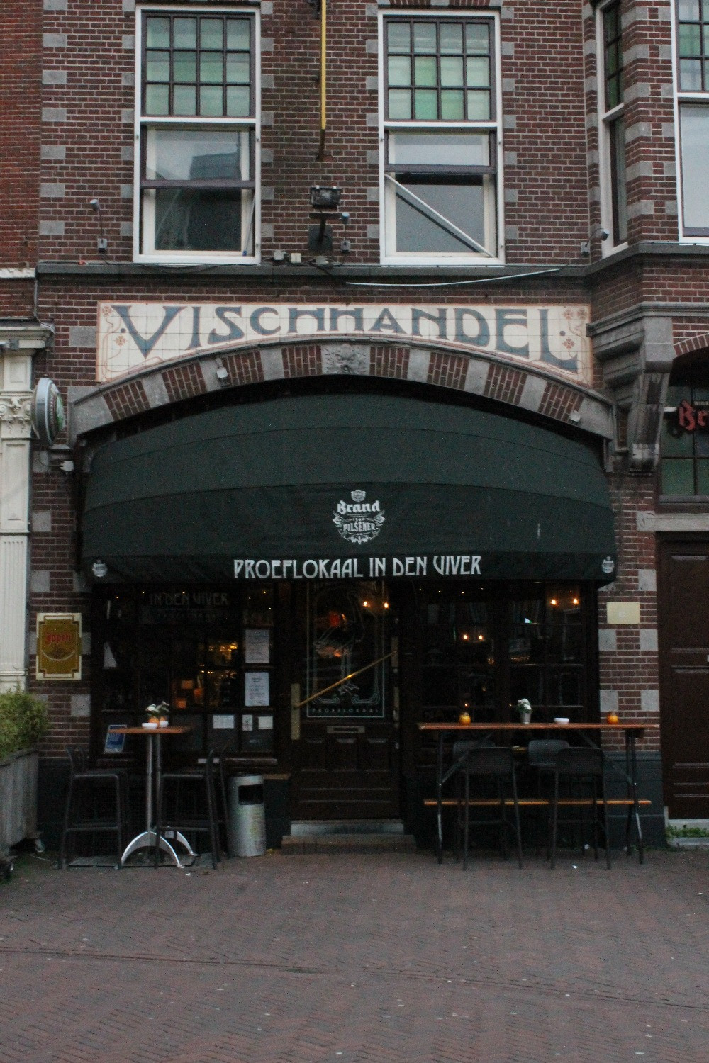 Vischandel Haarlem Holland Pub