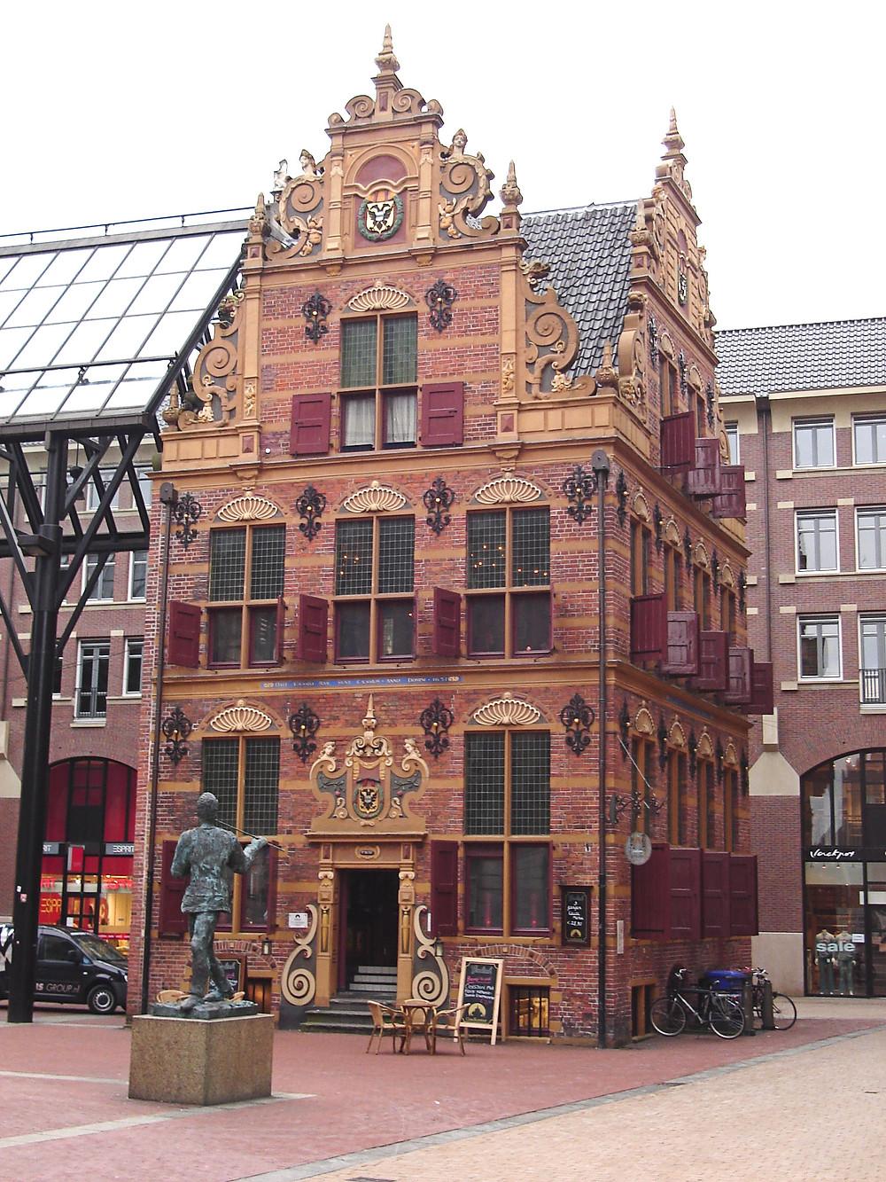 Goudkantoor Groningen Netherlands