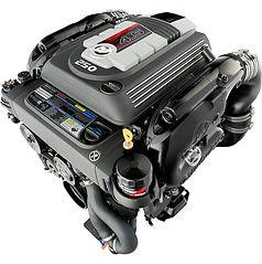 Mercury mercruiser, mercury, motore marino, motore entrofuori bordo, trieste, 4.5 L, 250 hp