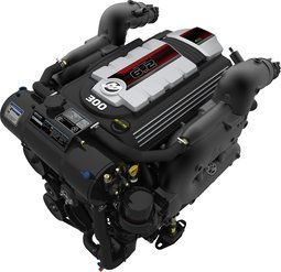 Mercury entrofuoribordo,300 hp, trieste, motori marini, Mercury,entrofuoribordo, 6.2 L , ECT