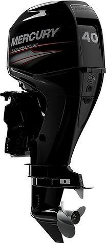 Mercury fourstroke, 40 hp, trieste, motori marini, Mercury, fuoribordo, quattro tempi, 4 tempi, fourstroke, quattro cilindri