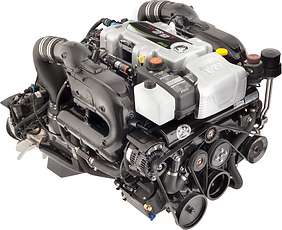 Motore entrobordo, motore marino, Mercury, trieste