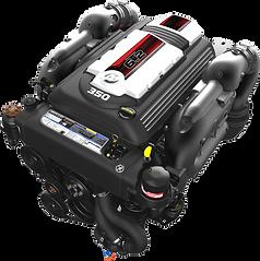 Mercury mercruiser, motore marino, motri entrofuoribordo, 350 hp, trieste, V8