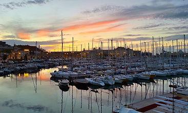 Sacchetta Trieste, barche, sede