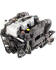 Mercury entrofuoribordo,380 hp, trieste, motori marini, Mercury,entrofuoribordo, 8.2 L, ECT
