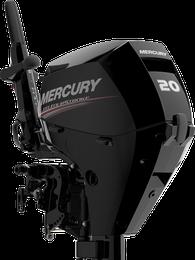 Mercury, four stroke, 4 tempi, quattro tempi,15- 20 hp, trieste, motori marini, Mercury