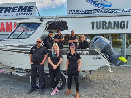Turangi Marine is Making Waves