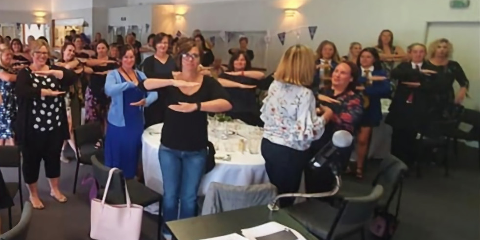 SOLD OUT - International Woman's Day Lunch