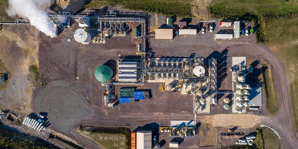 Geothermal Industry Innovation Field Trip