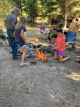 Learning to Build a Fire