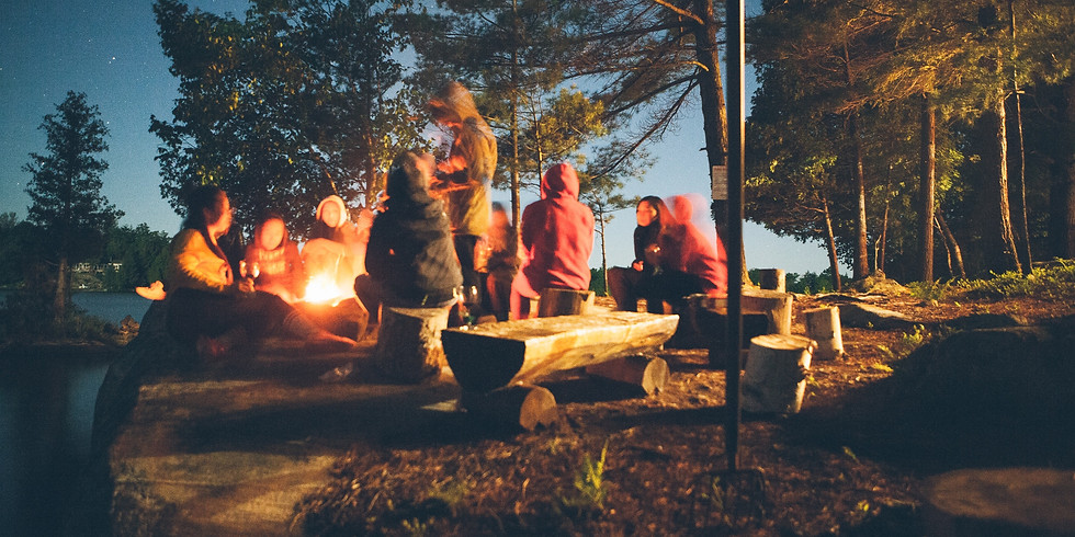 MCC is going camping! Who's in?