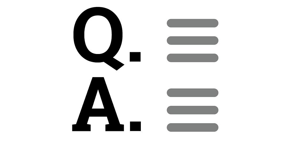 Election Q & A Session