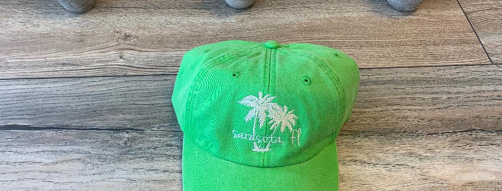Sarasota, FL Palm Tree Hat