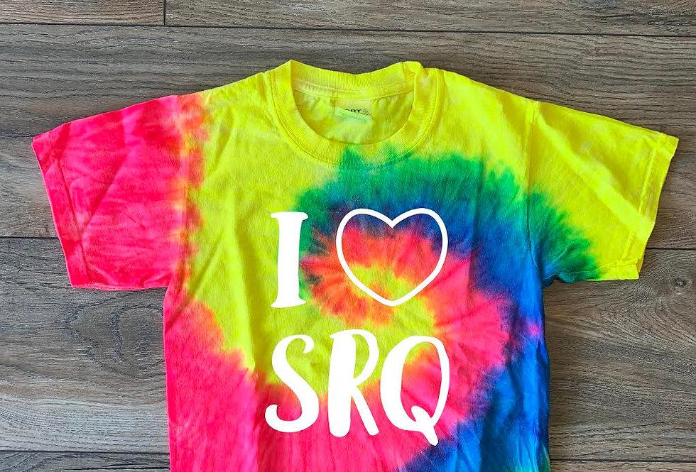 I heart SRQ Shirt