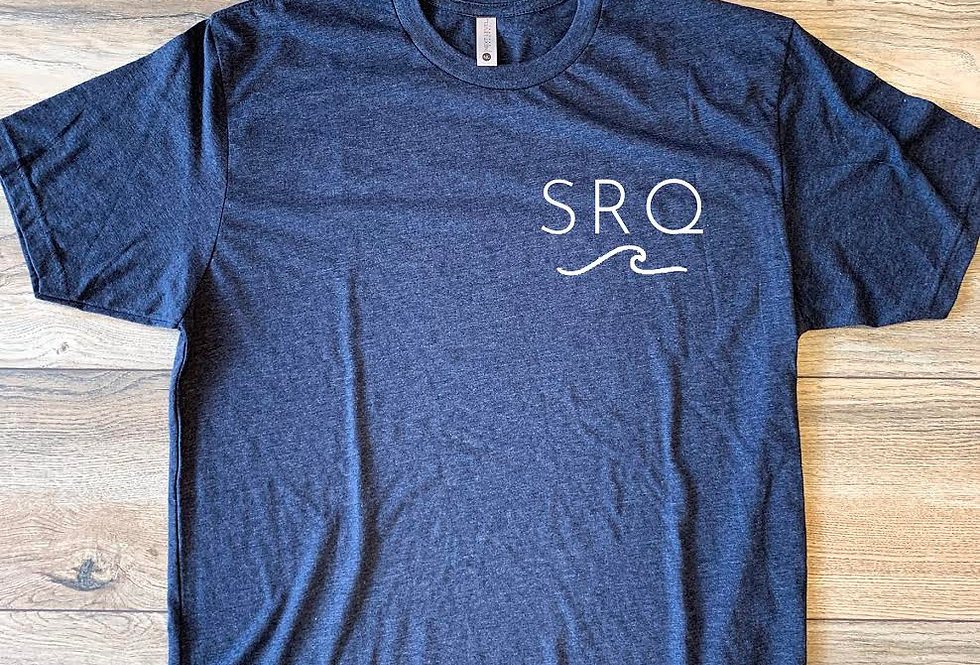 SRQ Wave Shirt