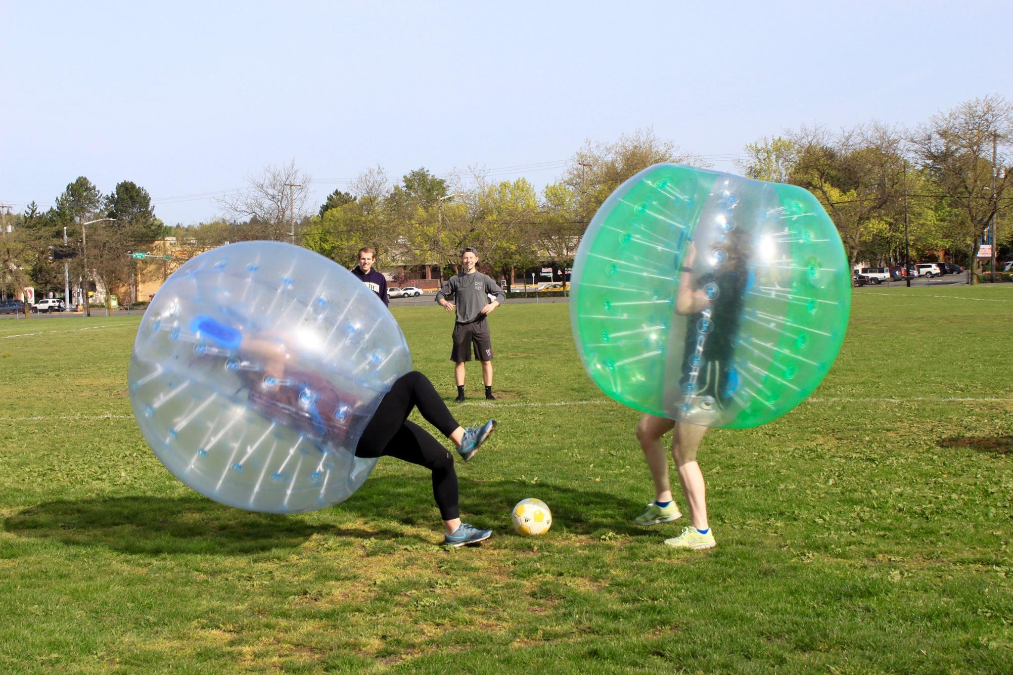 Bubble Ball/Bubble Soccer Seattle - Official Website
