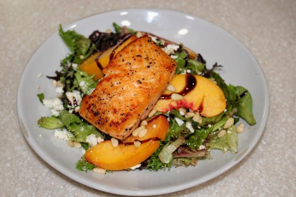 Salmon and Peach Salad.JPG