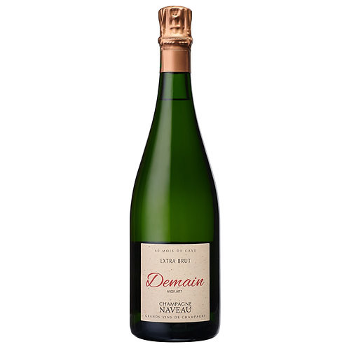 DEMAIN 100% Chardonnay Extra Brut