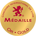 Concours International de Lyon Gold Medal Naveau Christian Naveau in the Vineyard Champagne meilleur best