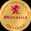Concours International de Lyon Gold Medal Naveau Christian Naveau in the Vineyard Champagne meilleur best