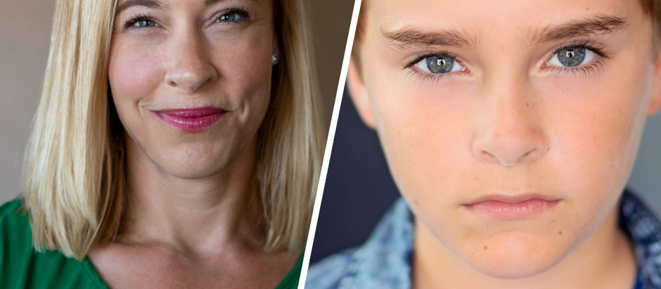 """Mother and son team Amy and Fletcher Hammond face """"Realities!"""""""