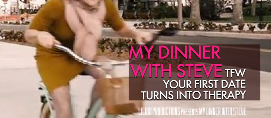 """Lisa L. Kirchner's """"Dinner"""" plans!"""