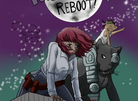 "Edward Lehmann's ""Rebooted"" Serial!"