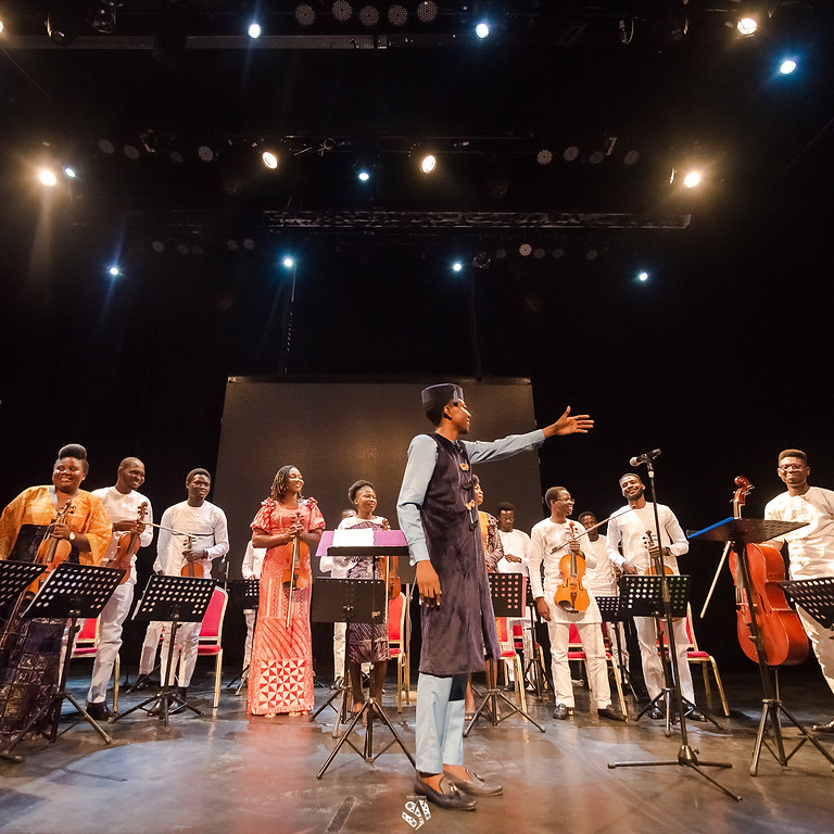 The AfriClassical Concert February 2020