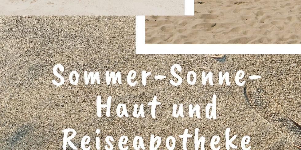 Sommer-Sonne-Reiseapotheke