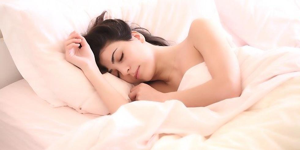 Kostenloses Live-Webinar: Schnell und natürlich zu einem besseren und immunstärkenden Schlaf