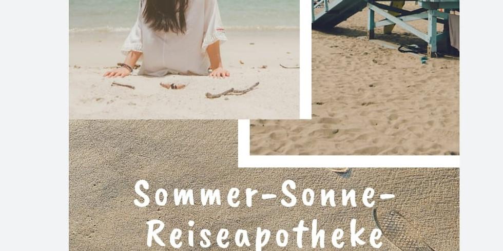 Webinar Sommer-Sonne-Reiseapotheke
