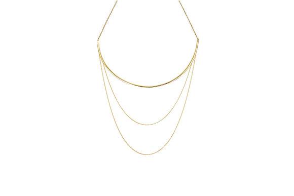 Collar Finnegan Gold