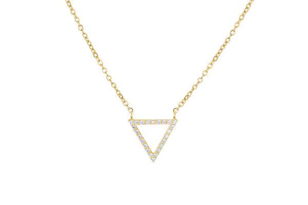 Colgante Simple Gold