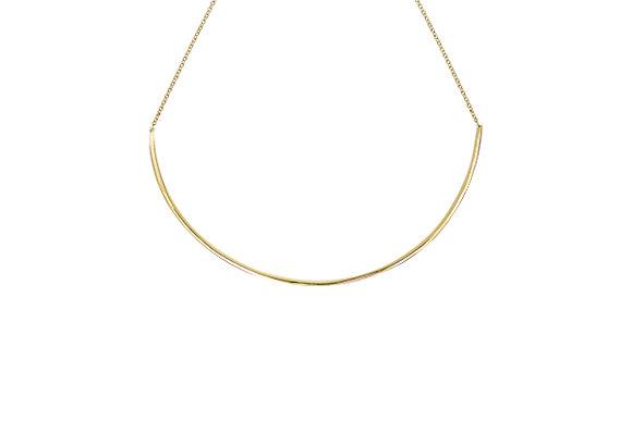 Collar Finnegan Simple Gold