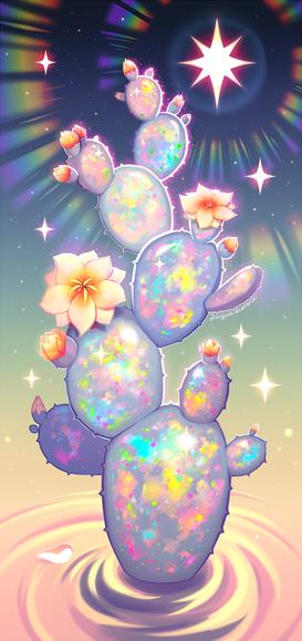 Nopal opal