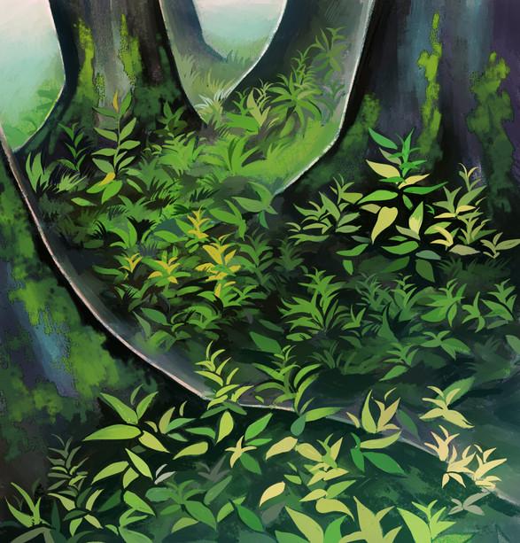 Maui vegetation