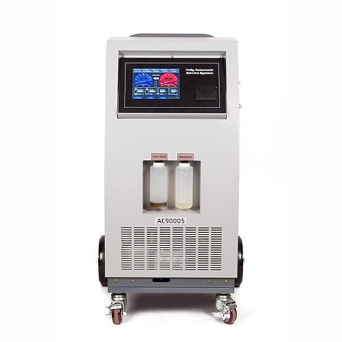 Автоматическая цифровая установка для заправки автомобильных кондиционеров  Grun