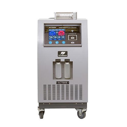 GrunBaum AC7500S CLEANING - полностью автоматическая установка для заправки авто