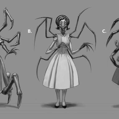 Crypt TV Miss Annity Concepts
