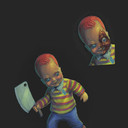 Horror Icon Series: Child's Play