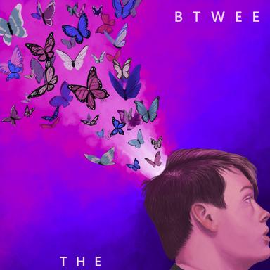 BTWEEN The Butterfly Album Cover