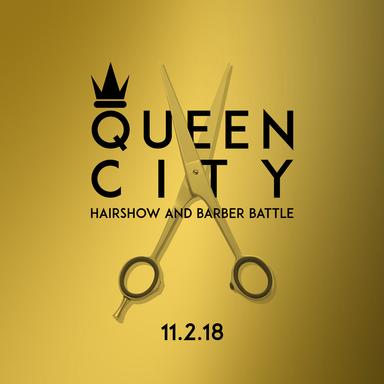 Queen City Hair Show Logo
