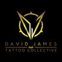 David James Tattoo Logo