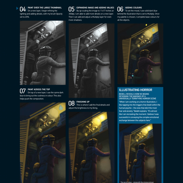 Advanced Photoshop Mag Interview 3