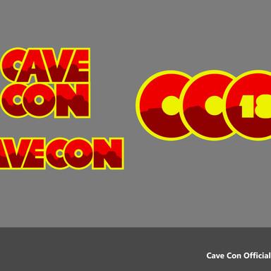 Cave Con Official Logos