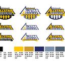 Unused Allstar Logo Designs